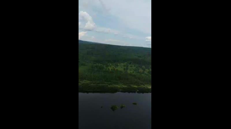 Вид с вершины Полюда