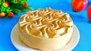 Торт КАПУЧИНО без выпечки и духовки. Самый вкусный торт Кофейный торт. Вкусно - Пальчики оближешь