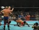 1993.10.14 - Johnny Ace/Kendall Windham vs. Tamon Honda/Dory Funk Jr. [CLIPPED]
