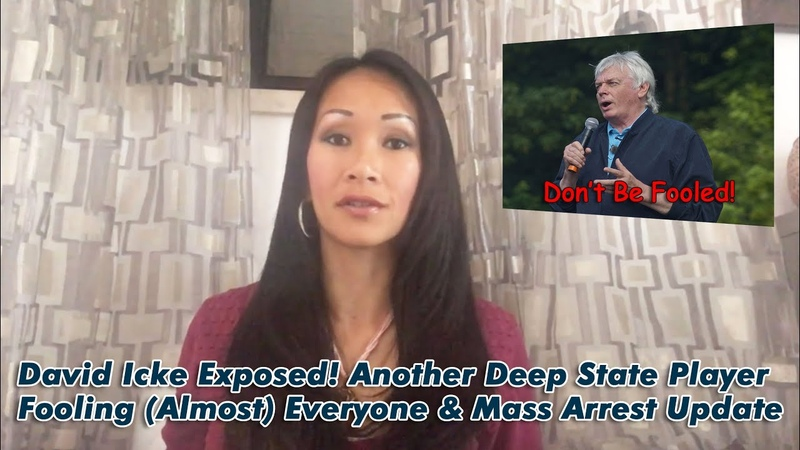 David Icke Exposed Another Deep State Player Fooling Almost Everyone Mass Arrest Update
