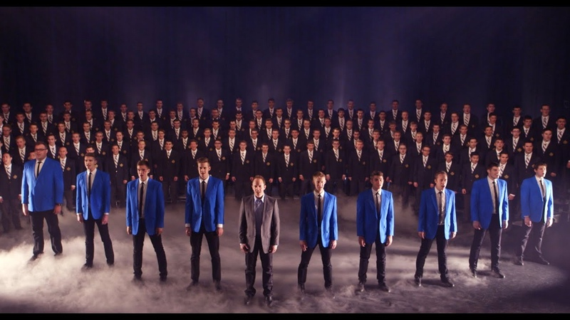 Nearer My God to Thee BYU Vocal Point ft BYU Men's Chorus
