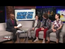 Young Actors from Stephan Kings It talk Motor City CCC