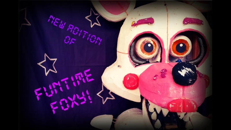 FNAF LIVE ACTION FUNTIME FOXY