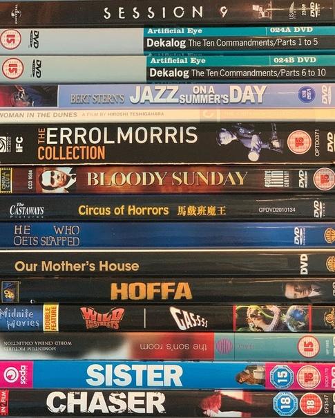 Эдгар Райт поделился списком фильмов, которые он посмотрел или посмотрел за последние несколько недель Что смотрели за время самоизоляции
