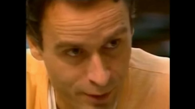 Последнее интервью Теда Банди перед казнью