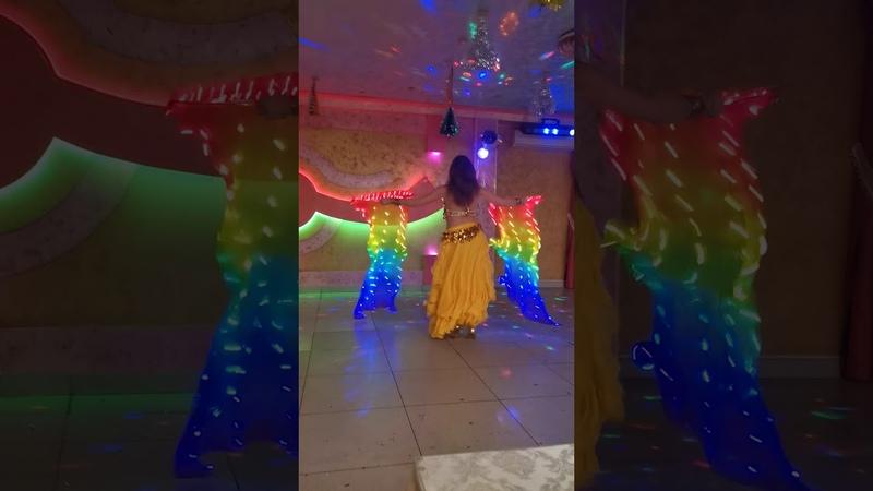 Салма - светодиодные веера-вейлы