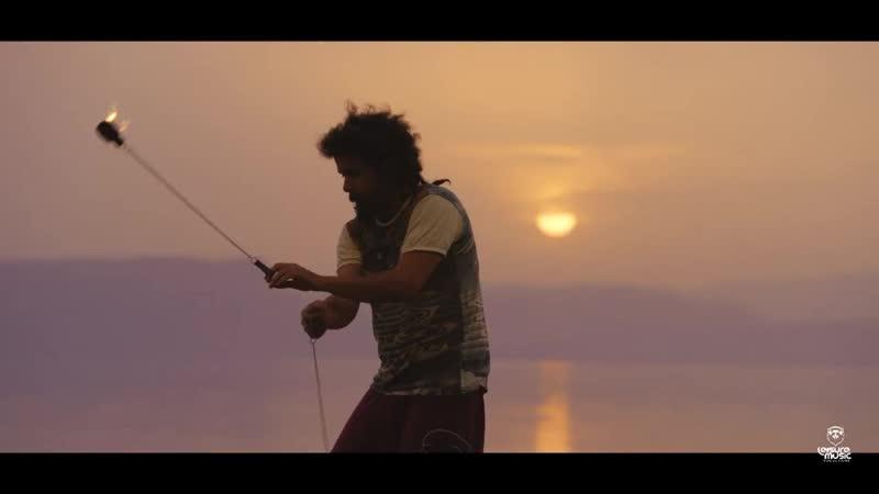 Jackie Komutatsu Swordkeeper Megablast's Afro Jedi dub mix promo video
