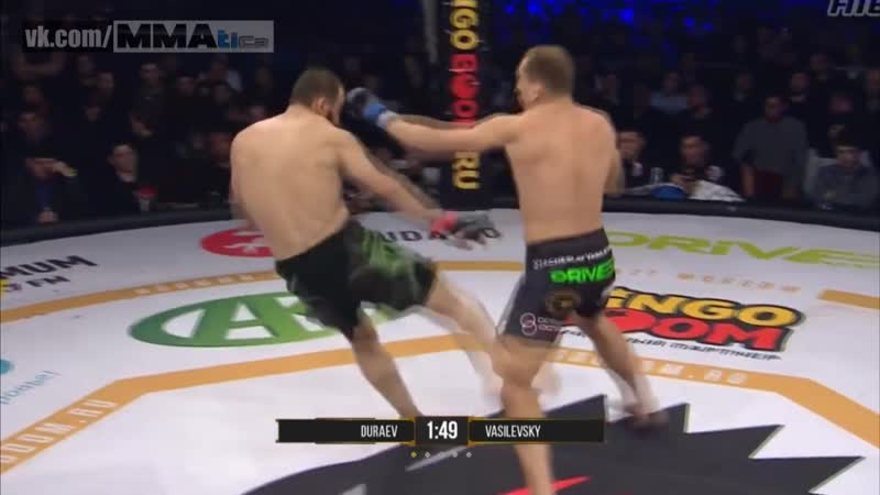 Левый хук правый лоу Разбить боксера