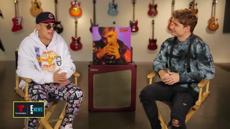 Lunay habla de su álbum y nos cuenta quién es su artista favorito ¦ Latinx Now! ¦ Entretenimiento