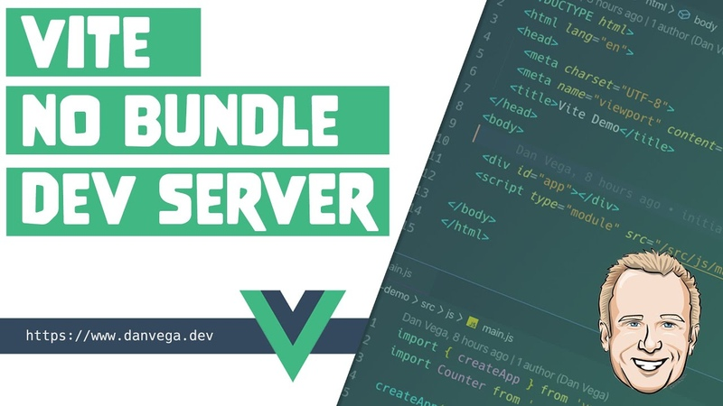 Vue 3 A First Look at Vite a No bundle Dev Server for Vue 3 Single File Components