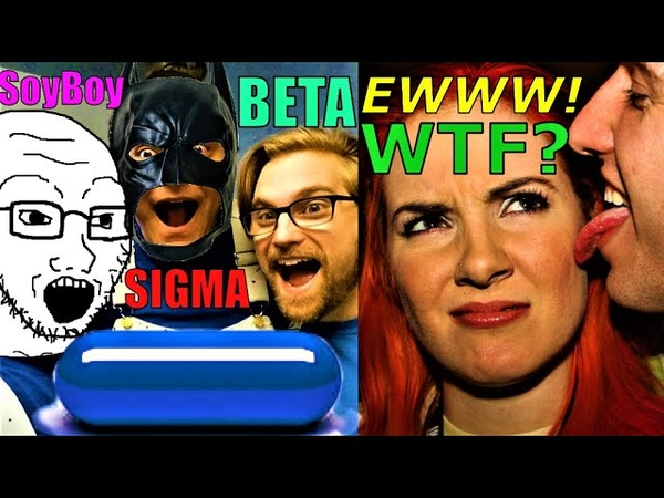 🔵 Blue Pill Beta Male Soyboy Cuck Simp Traits 🔥 DESTROY THE SOY Alpha Men vs Sigma and Beta Males