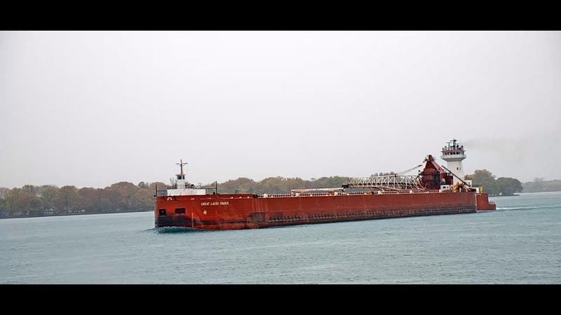 Ship Cam Marine City Michigan USA StreamTime LIVE
