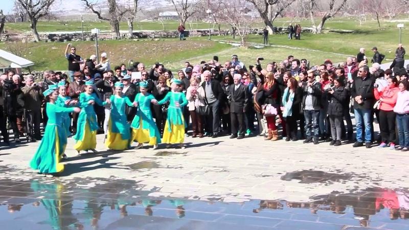 Pagan New Year, Armenia, Garni, 21.03.2016