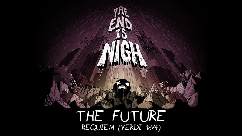 The Future - Ridiculon - The End is Nigh