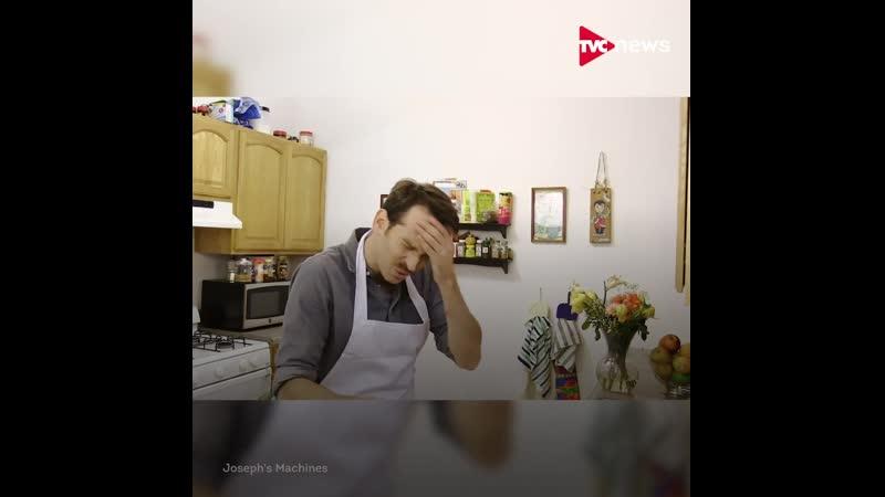 Инженер на кухне
