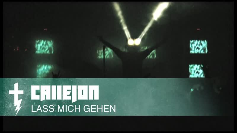 CALLEJON Lass mich gehen Official Videoclip 2011