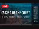 20.01.2019 CS KING OF THE COURT - WOMEN HARD