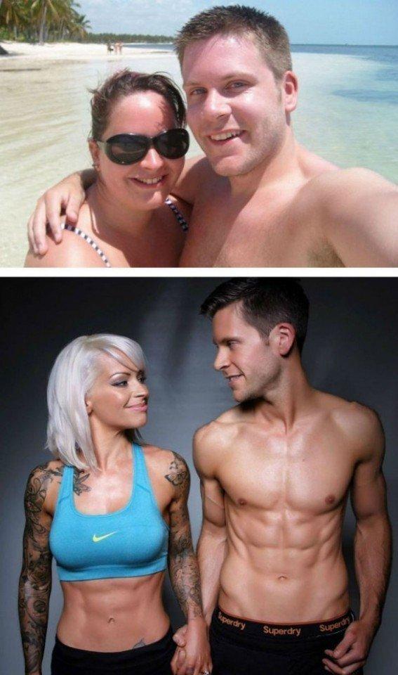 Отличный результат молодой пары