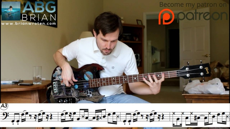 James Jamerson Fever In The Funkhouse Bass Transcription