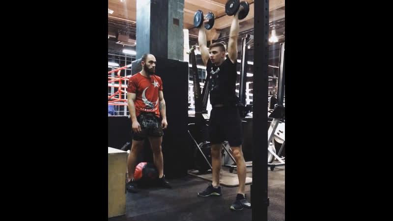 Силовая подготовка для спортсменов