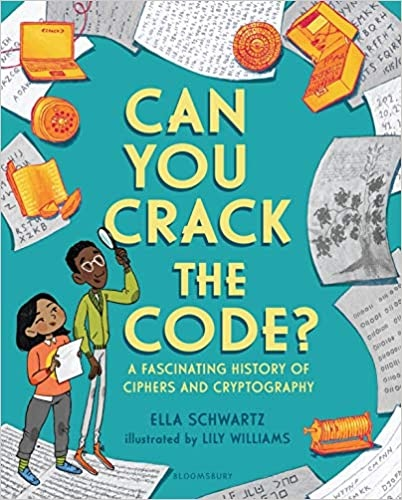 Book cover Can You Crack the Code