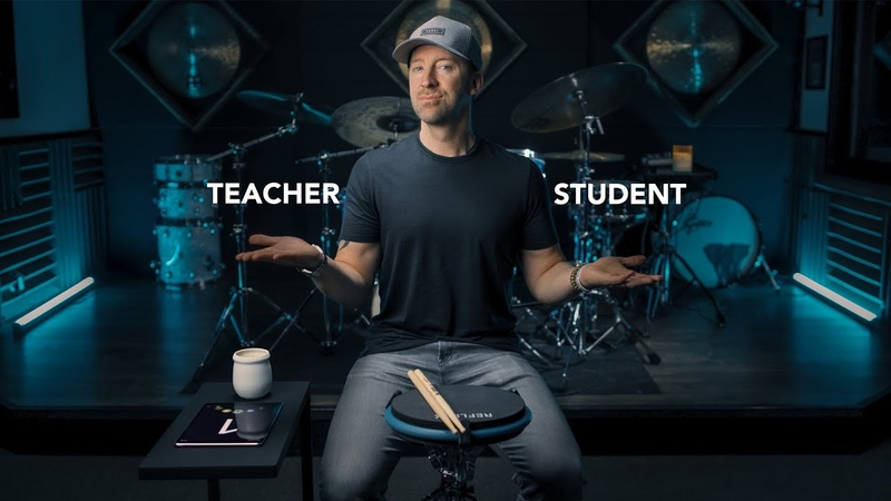 Developing Your Weak Hand Drum Lesson