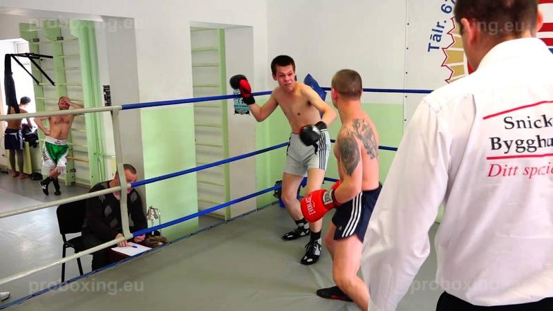 25.02.2015 Reutski Ilya (BLR) – 64,2 kg. VS Jevsēnijs Kmits (LAT) proboxing.eu