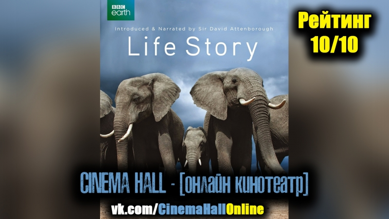 История жизни■ BBC 6 6 серии ■ХОРОШЕЕ КИНО БЕСПЛАТНО