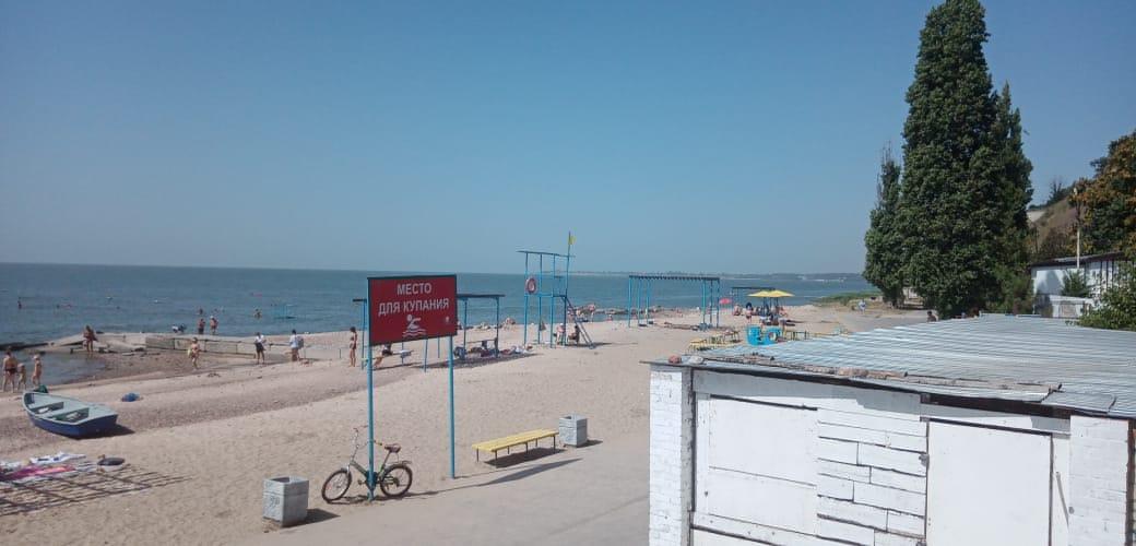 В Таганроге открыт купальный сезон