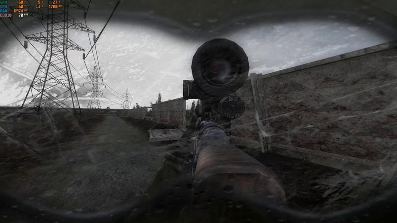 S.T.A.L.K.E.R. Call of Pripyat - MISERY 2.2.1 - Уничтожение точек противника 26 (Свободный режим)
