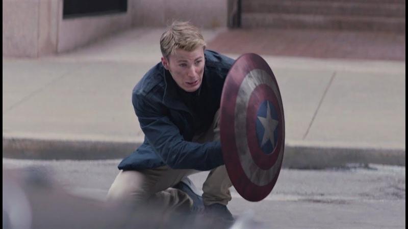 Капитан Америка против Зимнего солдата Первый мститель Другая война