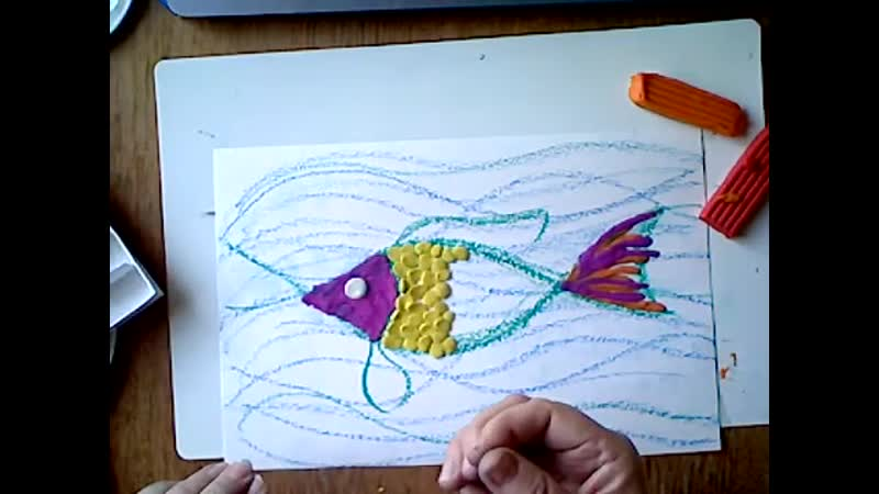 Царь-рыба (Средняя группа)