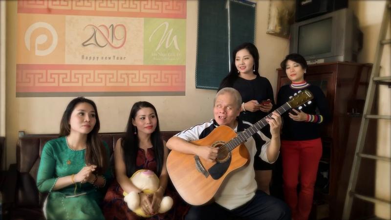 LK Về Miền Tây Ngẫu Hứng Lý Qua Cầu Hợp Ca Âm Nhạc Giải Trí Thanh Điền Guitar