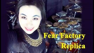 Fear Factory _ Replica drum cover by Ami Kim (#95)