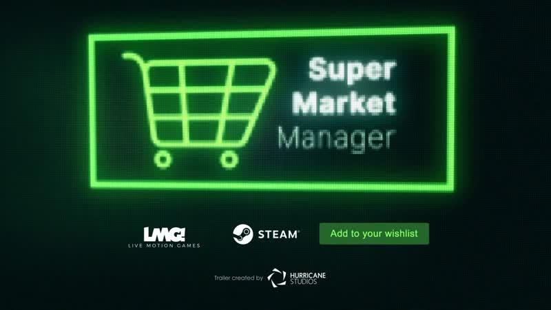 Создайте сильный бренд супермаркета в игре Supermarket Manager