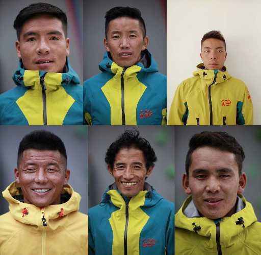 В этом году на Эвересте все же побывали люди.