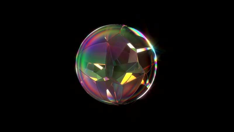 Crystal Ball Design by Gleb Kuznetsov