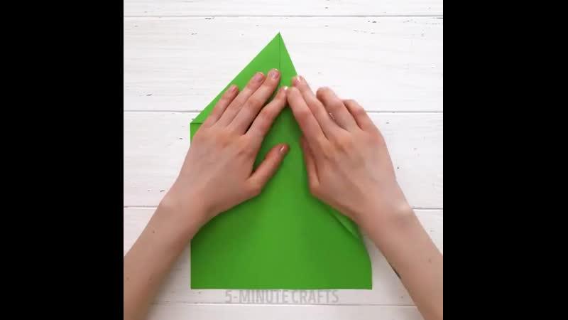 Развлечения из оригами