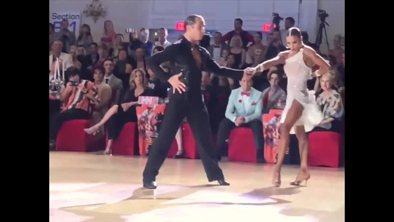 Dancesport Life Throwback to Riccardo Cocchi Yulia