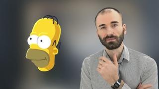 О чём мультик «Симпсоны»?