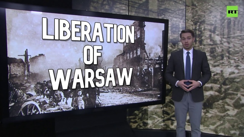 Warsaw still questioning USSR's role 75 years after liberation