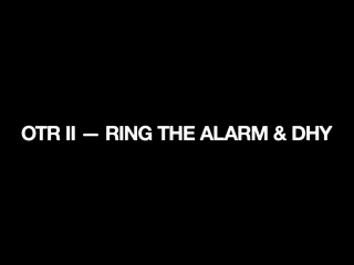 Don T Hurt Yourself Ring The Alarm