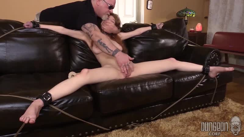 BDSM Bondage Slaves Humiliation Abby Rains - Perfect Submission 3