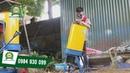 Máy băm đa năng ống tròn 3A3Kw Cách xử lý phụ phẩm nông nghiệp