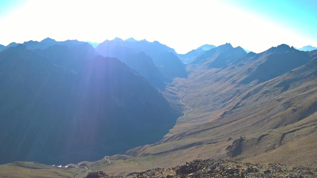 Осознанность в высоких горах