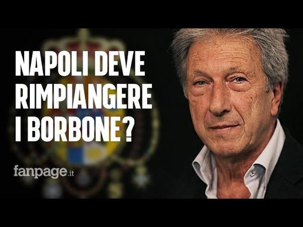 Napoli deve rimpiangere il regno dei Borbone La parola allo storico Paolo Macry