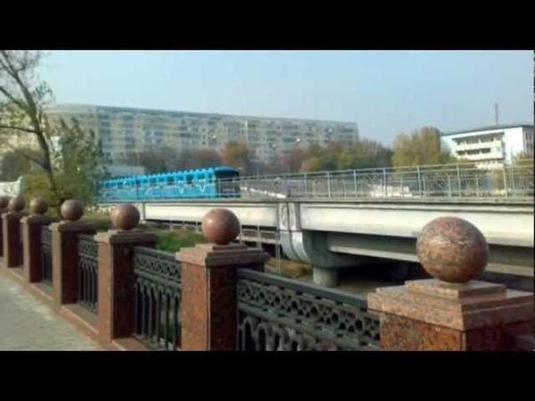 Чиланзар в любимом , солнечном Ташкенте !.wmv