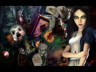 Прохождение Alice: Madness Returns часть 1 (+18)