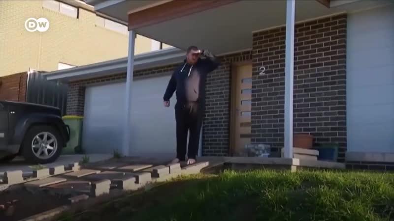 Житель попросил премьер министра Австралии не топтать газон