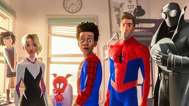 Производство сиквела «Человека-паука: Через вселенные» официально стартовало